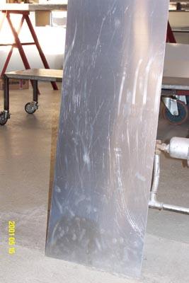 aluminiumplat